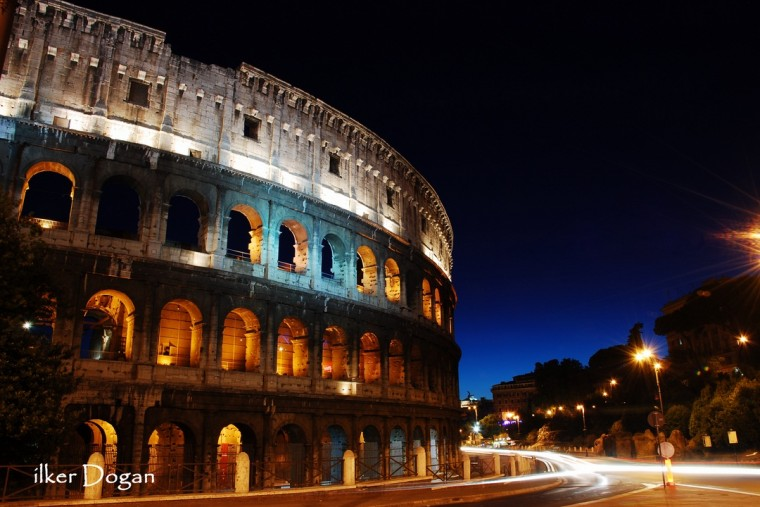 Roma, Rome, ilker doğan